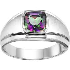 silver topaz rings images Sterling silver mystic topaz ring jpeg