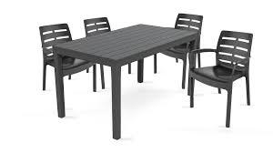 canap plastique table jardin plastique royal sofa id e de canap et meuble maison en