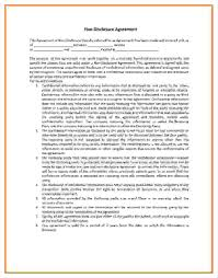 100 confidentiality agreement template free business