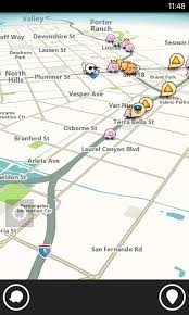Waze Map Review Waze Arrives On Windows Phone U2013 Somegadgetguy