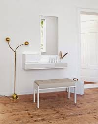 Catchy Ideas For Functional Dressing Table Designs With Elegant - Dressing table with mirror designs