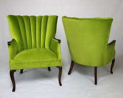 Green Velvet Armchair Wonderful Green Velvet Chair In Quality Furniture With Additional