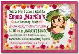 luau invitations hula girl hawaiian luau invitations hula girl hawaiian luau