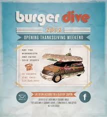 burger dive opening thanksgiving weekend assembly square