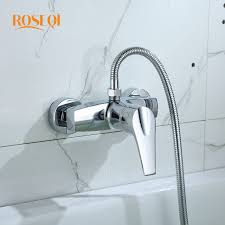 bathroom fascinating tub faucet with shower hose 30 new arrival