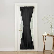 Half Door Panel Curtains Curtains For Patio Doors Amazon Com