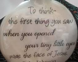infant loss ornament baby loss ornament etsy