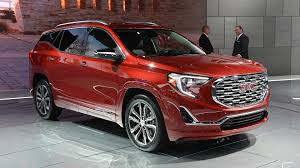 gmc terrain prices reviews and new model information autoblog
