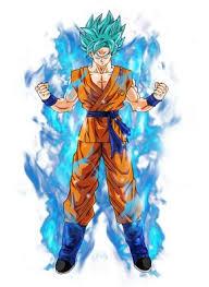 imagenes de goku la resureccion de frizer nuevo modo de batalla modo super saiyan dios para la pelicula dragón