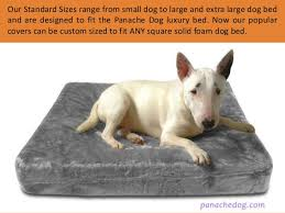 Dog Beds With Cover Upgrade Your Dog U0027s Bed With A New Luxury Cover