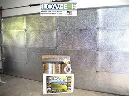 esp low e ssr two car garage door 16 u0027x7 u0027 insulation kit foil