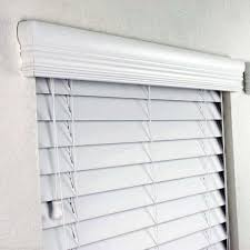 cheap faux wood blinds white business for curtains decoration