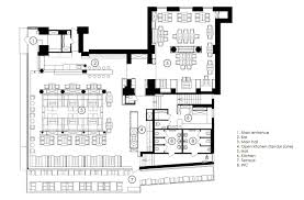 Business Floor Plan Design by Gallery Of Restaurant