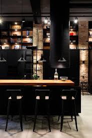 industrial style lighting for a kitchen apartment uv goes modern industrial using exposed metal brick and