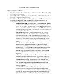 Economics Resume Economics Hsc Topic 1