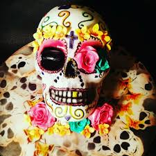Halloween Skull Cakes by These Horror Cakes Are To Die For Horror Land