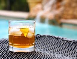 Mix Southern Comfort With Iced Tea Cocktails Drinking In America