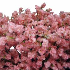 blossom trees 4 5m height pink color artificial cherry blossom trees dongyi
