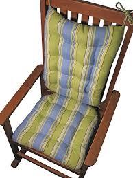 outdoor rocking chair pads design home u0026 interior design