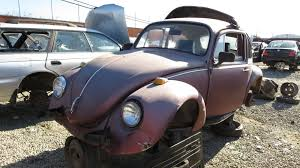 pink volkswagen beetle for sale junkyard find 1969 volkswagen beetle