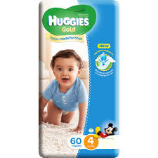 huggies gold huggies gold disposable nappies for boys size 4 60 nappies clicks