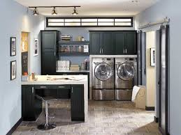 washer and dryer cabinets makeover laundry room design with washer dryer storage under wooden