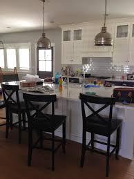 dining room classic restoration hardware bar stools on cozy