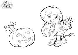 100 dora birthday coloring pages coloring pages printable dora