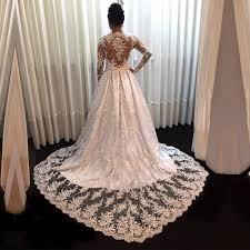 princess wedding dresses vintage sleeves lace wedding dresses 2018 princess bridal