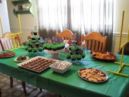 football party decorations ideas fitfru style image of homemade party decorations