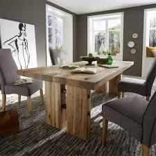 table de cuisine plus chaises table en bois massif haut de gamme en 27 photos chaise grise