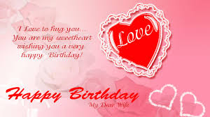 birthday wishes for wife wife birthday images messages and