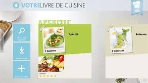 logiciel recette cuisine obtenir cookme votre livre de cuisine microsoft store fr ca