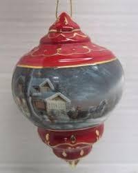 danbury mint m i hummel ornament ceramic