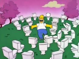 Simpsons Bathroom 22 Best Ants Bathroom Images On Pinterest Cold Porcelain