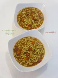 cuisiner des flageolets secs flageolets mijotés à l espagnole recettes flageolet