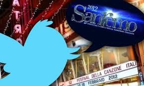 Sanremo 2012, il festival a suon di..tweet!