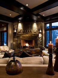 Living Room Fireplace Design by 18 Best Cabin Living Room Fireplace Images On Pinterest