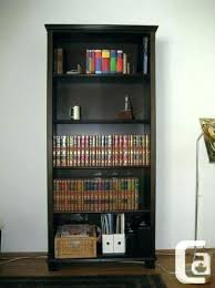 real wood bookcase unfinished wooden bookcases medium size of