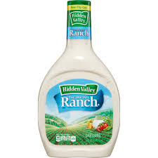 hidden valley lite ranch dressing nutrition facts nutrition and