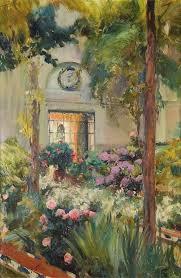 97 best the garden in art images on pinterest paintings oil on