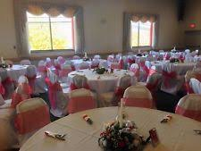 chair cover for wedding used wedding chair covers ebay