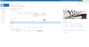 o365 request for proposal