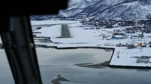 Sørkjosen Airport