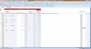 template to prepare amortization schedule in excel steps employee