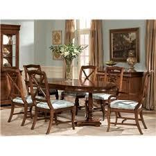 drexel heritage dining table drexel heritage at tableandchairdealers com three piece five