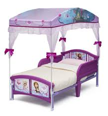 disney frozen canopy toddler bed toys