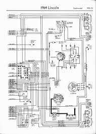 lincoln wiring diagrams 1957 1965 1964 1954 diagram wiring