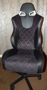 Comfy Gaming Chairs My 130 U201cdx Racer U201d Gaming Chair Sir Real