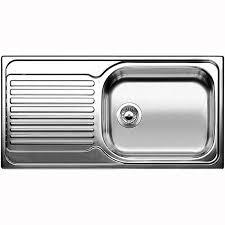 Blanco Tipo XL  S Stainless Steel Kitchen Sink - Kitchen sinks blanco